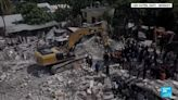 海地7.2強震近2000死 台灣建築公司救出受困倒塌教堂2人