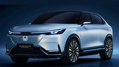 Honda 電動版 HR-V 即將量產!確切發表時間曝光 - 自由電子報汽車頻道