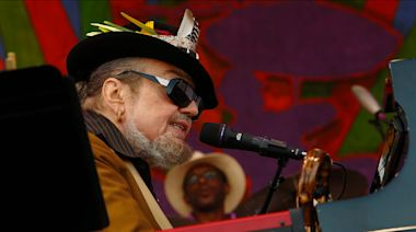 Dr. John, 'Right Place, Wrong Time' singer, dies at 77