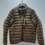 uniqlo 特級輕羽絨外套  XL號 男版 正品全新棕色brown