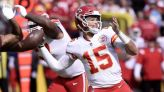 Look: Crazy Patrick Mahomes Throw From Yesterday Is Going Viral