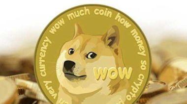 狗狗幣市值衝破540億美元 超越Twitter、福特