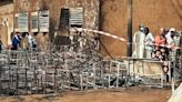 Niger school blaze: Trapped children die in Niamey