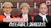 3高院原訟庭法官明起改任高院上訴庭 潘敏琦曾駁回區諾軒「大聲公」襲警案上訴   蘋果日報