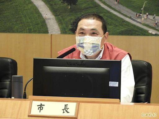 新台灣國策智庫民調新北市長選情 侯友宜狂勝陳時中、林佳龍