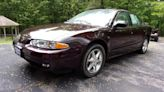 Next-to-last Oldsmobile ever made, a 2004 Alero, is up for sale