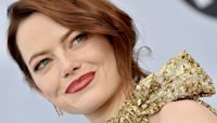 Emma Stone lipsyncing and dancing to Grease for charity is giving us life