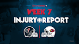 Texans vs. Cardinals Friday injury report: C Justin Britt questionable