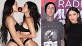 Travis Barker's Stepdaughter Reacts to Kourtney Kardashian and Megan Fox's SKIMS Shoot: 'HOT'