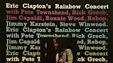 'Eric Clapton's Rainbow Concert': Slowhand Comes Back To Life