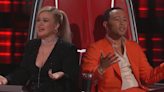 Kelly Clarkson and John Legend called 'unpatriotic' 'haters' for criticizing 'Voice' contestant's 'God Bless the USA' performance