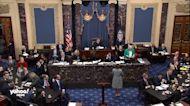 Senate acquits Trump in impeachment trial
