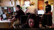 Coronavirus hopes, healthcare sector lift stocks