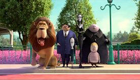 The Addams Family - Addams Went To Visit Their Neighborhood Part (5/10)