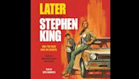 Hear an exclusive clip from the audiobook for Stephen King's 'Later'
