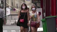 Masks mandatory in some outdoor Paris zones