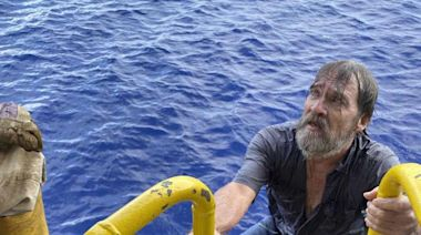 """Boater rescued 86 miles offshore: """"I thought, 'This is it'"""""""