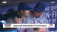 Terry Collins looks back at a game in 2017 when Jacob deGrom had a rare off-night   Baseball Night in NY