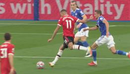 Greenwood screamer gets Man Utd ahead of Leicester