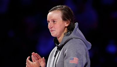 Who is Katie Ledecky? The record-breaking Team USA swimmer