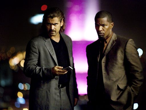 Here's how Jamie Foxx's 'diva' behavior and Colin Farrell's addictions derailed Michael Mann's 'Miami Vice' reboot