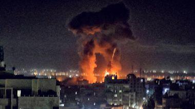 以色列再空襲加沙地帶 報復武裝分子放「縱火氣球」 (18:48) - 20210618 - 國際