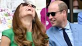 Prince William And Kate Middleton On The 'Charm Offensive' To Prove To That They Are Happy - Daily Soap Dish