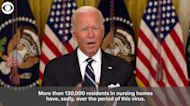 WEB EXTRA: President Biden Says COVID Vaccines Required For Nursing Home Staff Under Medicare, Medicaid