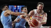 Former Laker Pau Gasol giving it one more try, playing for Spain in Olympics