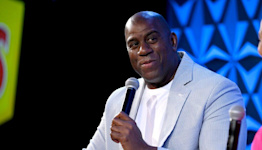 Magic Johnson said unvaccinated NBA players let the league down: 'I would never do that'