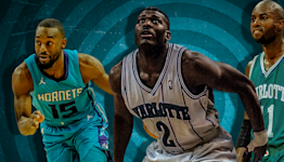 Charlotte Hornets all-time roster: See which legends made the cut