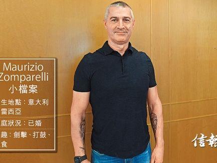 張家朗意籍教練 公開東奧奪金關鍵
