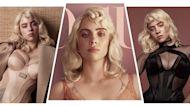 Billie Eilish Stuns in a Corset on 'British Vogue' Cover