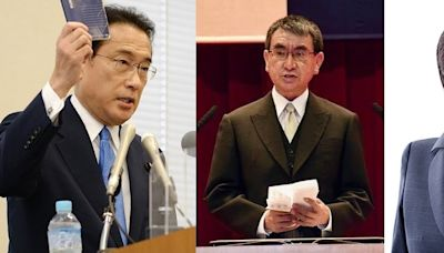 日本自民黨總裁選舉 河野有民意優勢、岸田與高市寄望第二輪投票