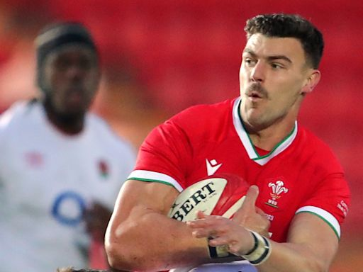 Johnny Williams urges patience as Wales build for the future