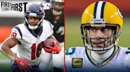 Chris Broussard: 'Green Bay is surrounding Aaron Rodgers with weapons, no more excuses' I FIRST THINGS FIRST
