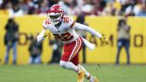 Chiefs release updated depth chart for Week 7