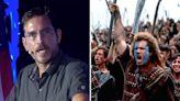 Jim Caviezel recites Mel Gibson's 'Braveheart' battle cry at QAnon conference