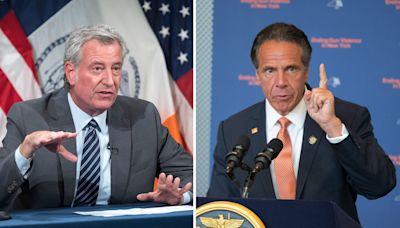 'Dereliction of duty': NYC Dems push back against de Blasio, Cuomo for no mask mandates amid COVID spike