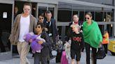 Brad Pitt & Angelina Jolie: Why It's 'Probable' He'll Keep Joint Custody Of 6 Kids — Lawyer Says