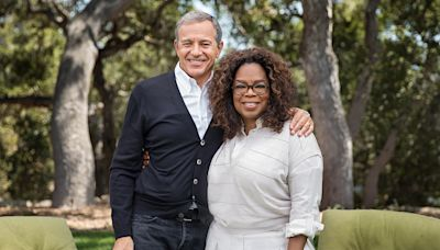 Five Highlights From Oprah's Chat With Disney Chief Bob Iger on 'Super Soul Sunday'