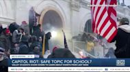 """Valley students: Riots at U.S. Capitol """"should have been discussed in school"""", but rarely were"""