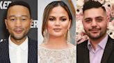 John Legend Defends Chrissy Teigen amid Michael Costello Drama, Claims He 'Fabricated a DM Exchange'
