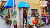 台北古亭復古風万象咖啡廳,轉彎處的神祕角落跳躍昭和時光【台北古亭】
