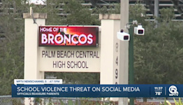 School threat prompts extra law enforcement on campuses