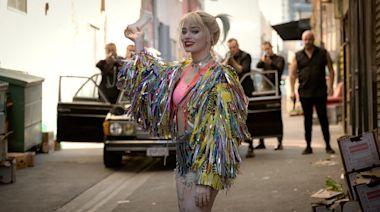 'Birds of Prey': How a hard R-rating, Joker breakup and migraines affected Margot Robbie