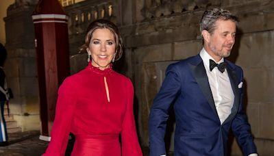 See Princess Mary of Denmark's Unusual Sign of Respect for Queen Margrethe