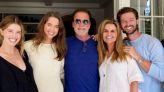 Maria Shriver and Arnold Schwarzenegger celebrate Father's Day with their kids