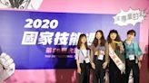 樹德科大謝心怡與林于智力拚第四十六屆國際賽二階國手選拔賽