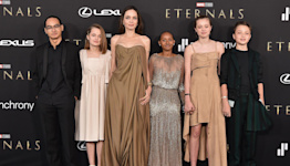 See all the stars at the Eternals red carpet premiere